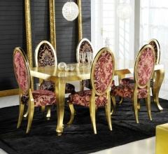 Luxury classic chairs, Art. 3223: Table