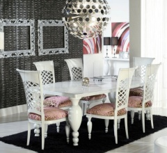 Luxury classic chairs, Art. 3221: Table