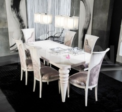 Luxury classic chairs, Art. 3212: Table