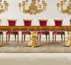 Luxury classic chairs, Art. 3174: Table, Table