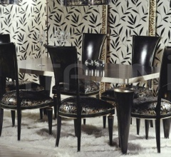 Luxury classic chairs, Art. 3208: Table