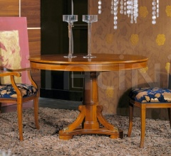Luxury classic chairs, Art. 3029: Extensible table