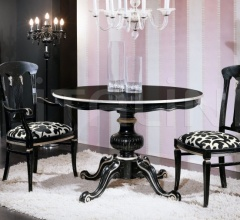Luxury classic chairs, Art. 3025: Extensible table