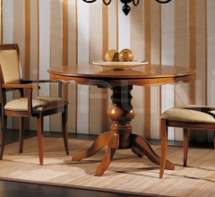 Luxury classic chairs, Art. 3021: Extensible table