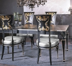 Luxury classic chairs, Art. 3001: Table, Extensible table