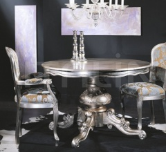 Luxury classic chairs, Art. 3004: Extensible table