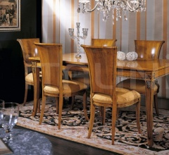 Luxury classic chairs, Art. 3000: Table, Extensible table