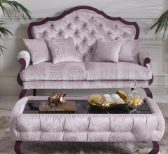 Luxury classic chairs, 3373: Sofa
