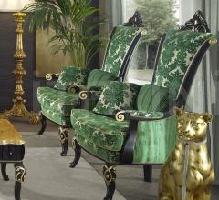 Luxury classic chairs, Art. 3516: Armchair