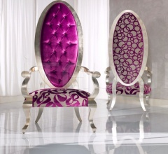 Luxury classic chairs, Art. 3319: Throne
