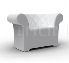 Кресло Sirchester фабрика Serralunga