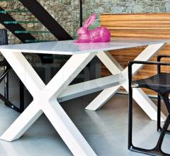 Стол обеденный Banquete фабрика Serralunga