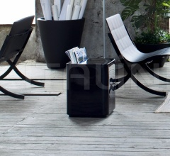 Журнальный столик с подсветкой Dado фабрика Serralunga