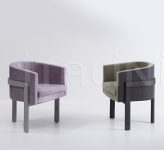 Мягкий стул с подлокотниками DOMIZIA фабрика Emmemobili