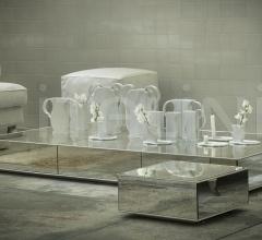 Итальянские столики - Столик BOITE LOW фабрика Baxter