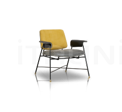 Итальянские кресла - Кресло BAUHAUS SPECIAL EDITION PRINTED фабрика Baxter