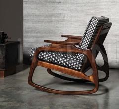 Итальянские кресла - Кресло INGRID SPECIAL EDITION PRINTED фабрика Baxter