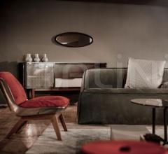 Итальянские настенные зеркала - Настенное зеркало KODAMA фабрика Baxter