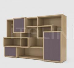 Книжный шкаф Shikaku фабрика Emmemobili