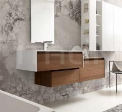 Комплект мебели для ванной Refined фабрика Pedini