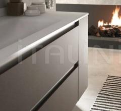 Комплект мебели для ванной Practical фабрика Pedini