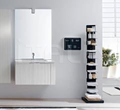 Комплект мебели для ванной FLY 105 фабрика Milldue