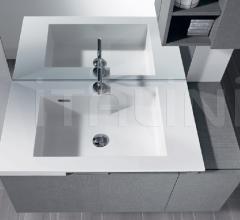 Комплект мебели для ванной FLY 106 фабрика Milldue