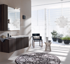 Комплект мебели для ванной FLY 107 фабрика Milldue