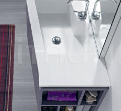 Комплект мебели для ванной FLY 108 фабрика Milldue