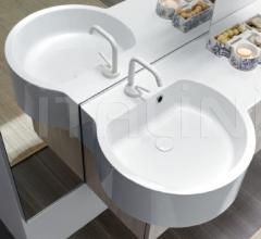 Комплект мебели для ванной FLY 109 фабрика Milldue