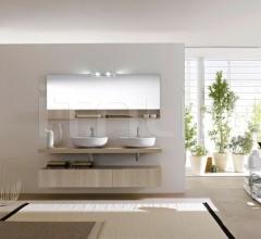 Комплект мебели для ванной FLY 111 фабрика Milldue