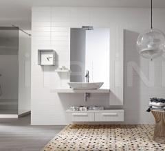 Комплект мебели для ванной FLY 112 фабрика Milldue