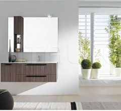 Комплект мебели для ванной FLY 123 фабрика Milldue