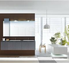 Комплект мебели для ванной FLY 124 фабрика Milldue