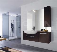 Комплект мебели для ванной FLY 126 фабрика Milldue