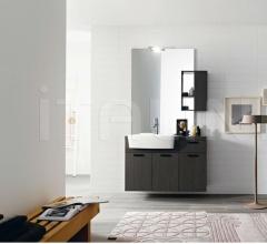 Комплект мебели для ванной FLY 127 фабрика Milldue