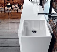 Комплект мебели для ванной PV 02 фабрика Milldue