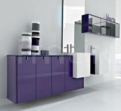 Комплект мебели для ванной Pivot PV 05 фабрика Milldue