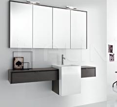 Комплект мебели для ванной Pivot PV 07 фабрика Milldue