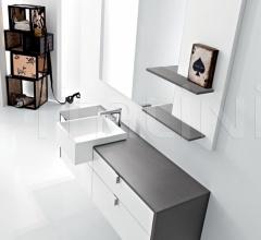 Комплект мебели для ванной Pivot PV 10 фабрика Milldue