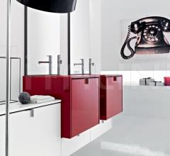Комплект мебели для ванной Pivot PV 17 фабрика Milldue