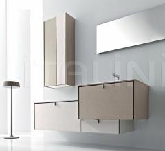 Комплект мебели для ванной Pivot PV 18 фабрика Milldue