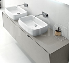 Комплект мебели для ванной Pivot PV 22 фабрика Milldue