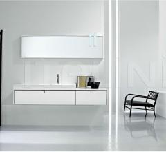 Комплект мебели для ванной Pivot PV 23 фабрика Milldue
