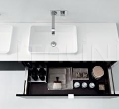 Комплект мебели для ванной Pivot PV 24 фабрика Milldue