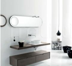 Комплект мебели для ванной Pivot PV 33 фабрика Milldue