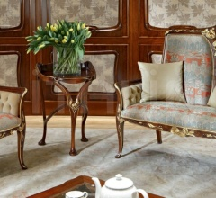 Двухместный диван 595 фабрика Medea