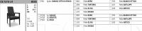 Стул с подлокотниками BESS CS/1378 Calligaris