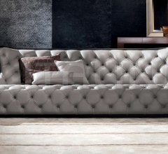 Трехместный диван HE503 фабрика Mobilidea