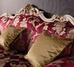 Трехместный диван BR-2040 фабрика Arve Style